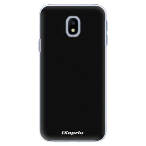 Plastové pouzdro iSaprio 4Pure černé na mobil Samsung Galaxy J3 2017