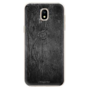 Plastové pouzdro iSaprio black Wood 13 na mobil Samsung Galaxy J5 2017