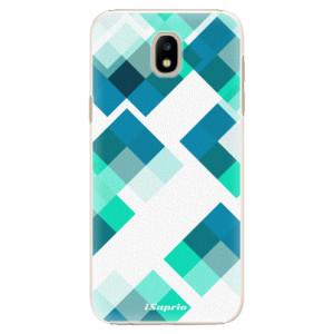 Plastové pouzdro iSaprio Abstract Squares 11 na mobil Samsung Galaxy J5 2017