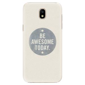Plastové pouzdro iSaprio Awesome 02 na mobil Samsung Galaxy J5 2017