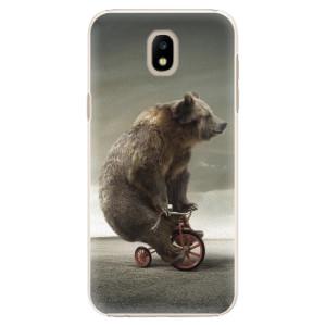 Plastové pouzdro iSaprio Bear 01 na mobil Samsung Galaxy J5 2017