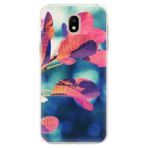 Plastové pouzdro iSaprio Autumn 01 na mobil Samsung Galaxy J5 2017