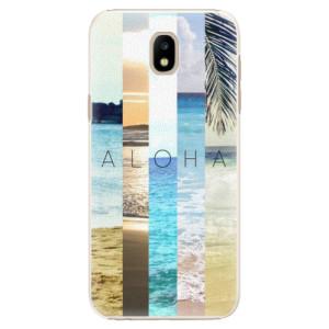 Plastové pouzdro iSaprio Aloha 02 na mobil Samsung Galaxy J5 2017
