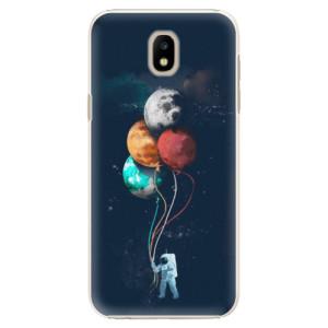 Plastové pouzdro iSaprio Balloons 02 na mobil Samsung Galaxy J5 2017