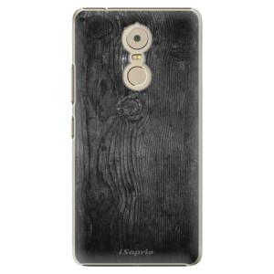 Plastové pouzdro iSaprio black Wood 13 na mobil Lenovo K6 Note