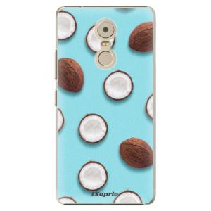 Plastové pouzdro iSaprio Kokos 01 na mobil Lenovo K6 Note