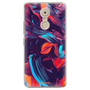 Plastové pouzdro iSaprio Barevný mramor 19 na mobil Lenovo K6 Note