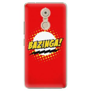 Plastové pouzdro iSaprio Bazinga 01 na mobil Lenovo K6 Note
