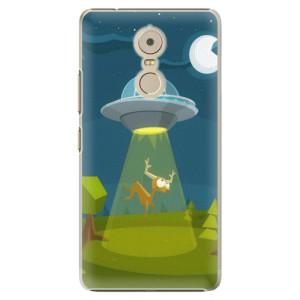 Plastové pouzdro iSaprio Alien 01 na mobil Lenovo K6 Note