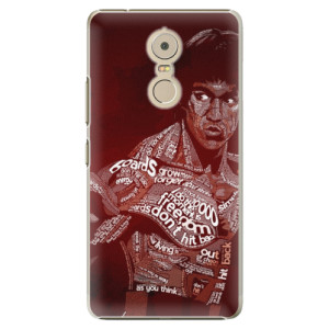 Plastové pouzdro iSaprio Bruce Lee na mobil Lenovo K6 Note