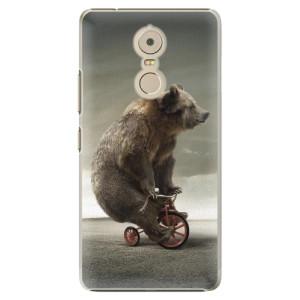 Plastové pouzdro iSaprio Bear 01 na mobil Lenovo K6 Note