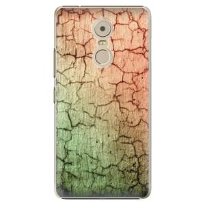 Plastové pouzdro iSaprio Rozpraskaná Zeď 01 na mobil Lenovo K6 Note