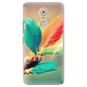 Plastové pouzdro iSaprio Autumn 02 na mobil Lenovo K6 Note
