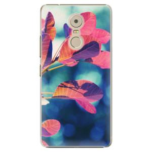 Plastové pouzdro iSaprio Autumn 01 na mobil Lenovo K6 Note
