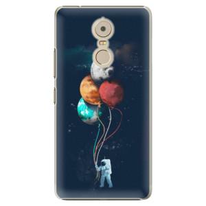 Plastové pouzdro iSaprio Balloons 02 na mobil Lenovo K6 Note