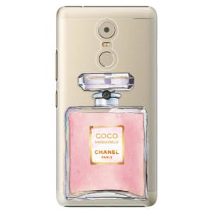 Plastové pouzdro iSaprio Chanel Rose na mobil Lenovo K6 Note