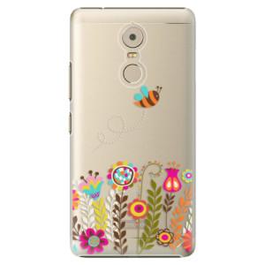 Plastové pouzdro iSaprio Bee 01 na mobil Lenovo K6 Note