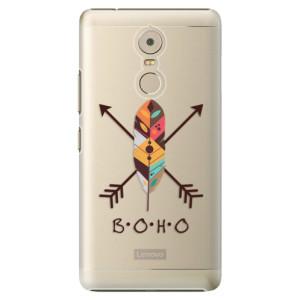 Plastové pouzdro iSaprio BOHO na mobil Lenovo K6 Note