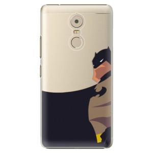 Plastové pouzdro iSaprio BaT Comics na mobil Lenovo K6 Note