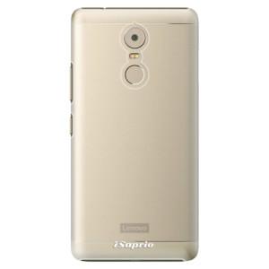 Plastové pouzdro iSaprio 4Pure mléčné bez potisku na mobil Lenovo K6 Note