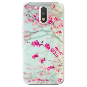 Plastové pouzdro iSaprio Blossom 01 na mobil Lenovo Moto G4 / G4 Plus