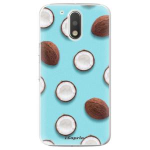 Plastové pouzdro iSaprio Kokos 01 na mobil Lenovo Moto G4 / G4 Plus