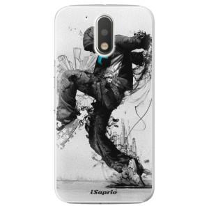 Plastové pouzdro iSaprio Dancer 01 na mobil Lenovo Moto G4 / G4 Plus