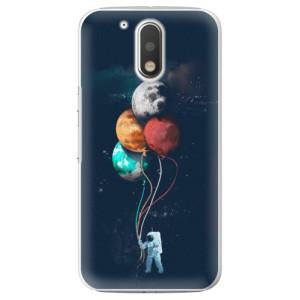 Plastové pouzdro iSaprio Balloons 02 na mobil Lenovo Moto G4 / G4 Plus