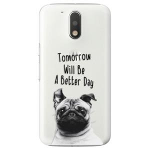 Plastové pouzdro iSaprio Better Day 01 na mobil Lenovo Moto G4 / G4 Plus