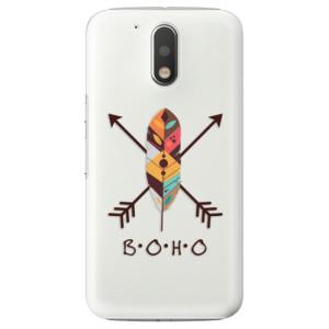 Plastové pouzdro iSaprio BOHO na mobil Lenovo Moto G4 / G4 Plus