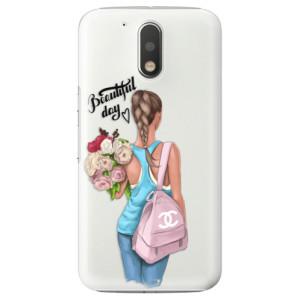 Plastové pouzdro iSaprio Beautiful Day na mobil Lenovo Moto G4 / G4 Plus
