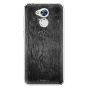 Plastové pouzdro iSaprio black Wood 13 na mobil Huawei Honor 6A