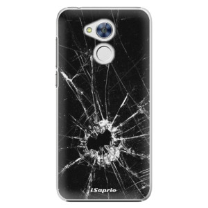 Plastové pouzdro iSaprio Broken Glass 10 na mobil Huawei Honor 6A