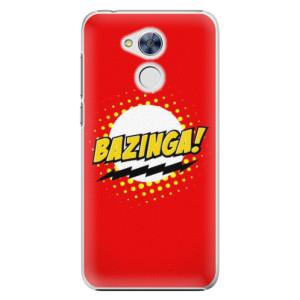 Plastové pouzdro iSaprio Bazinga 01 na mobil Huawei Honor 6A