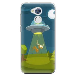 Plastové pouzdro iSaprio Alien 01 na mobil Huawei Honor 6A