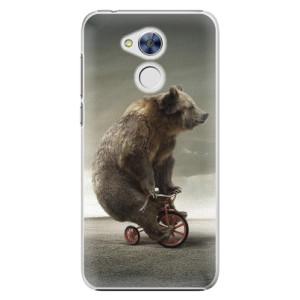 Plastové pouzdro iSaprio Bear 01 na mobil Huawei Honor 6A