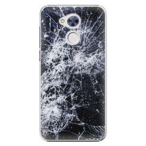 Plastové pouzdro iSaprio Praskliny na mobil Honor 6A