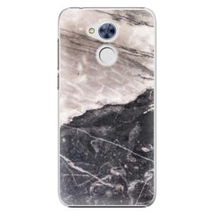 Plastové pouzdro iSaprio BW Marble na mobil Huawei Honor 6A