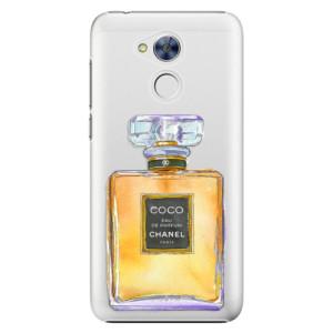 Plastové pouzdro iSaprio Chanel Gold na mobil Honor 6A