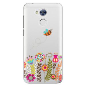 Plastové pouzdro iSaprio Bee 01 na mobil Huawei Honor 6A