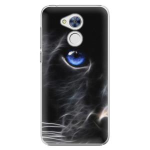 Plastové pouzdro iSaprio black Puma na mobil Huawei Honor 6A