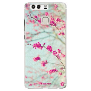 Plastové pouzdro iSaprio Blossom 01 na mobil Huawei P9