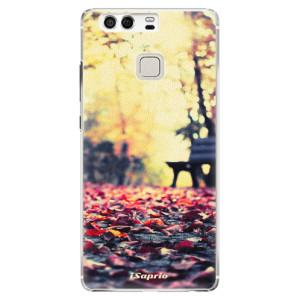 Plastové pouzdro iSaprio Bench 01 na mobil Huawei P9