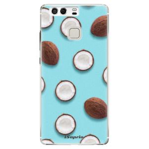 Plastové pouzdro iSaprio Kokos 01 na mobil Huawei P9