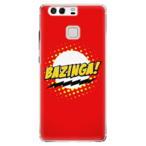 Plastové pouzdro iSaprio Bazinga 01 na mobil Huawei P9