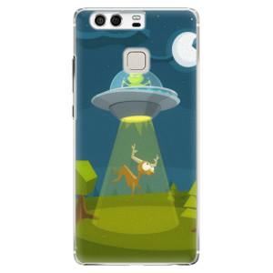 Plastové pouzdro iSaprio Alien 01 na mobil Huawei P9