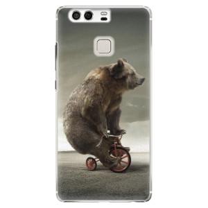 Plastové pouzdro iSaprio Bear 01 na mobil Huawei P9