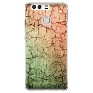 Plastové pouzdro iSaprio Rozpraskaná Zeď 01 na mobil Huawei P9