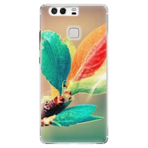 Plastové pouzdro iSaprio Autumn 02 na mobil Huawei P9