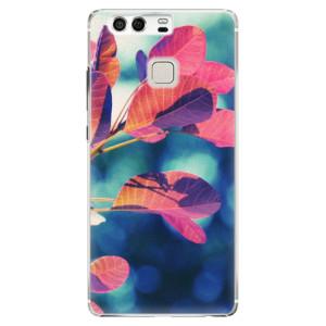 Plastové pouzdro iSaprio Autumn 01 na mobil Huawei P9